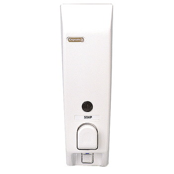 물비누케이스 WT-1P[화장실/욕실/수입/명품화이트