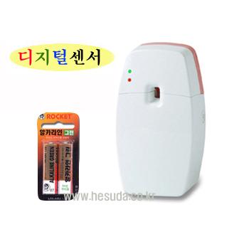 티오(디지털센서)향분사기+건전지 2개